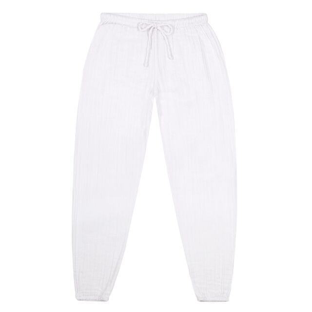 Numero 74 Joe Women's Pants White - Tiny People Cool Kids Clothes Byron Bay