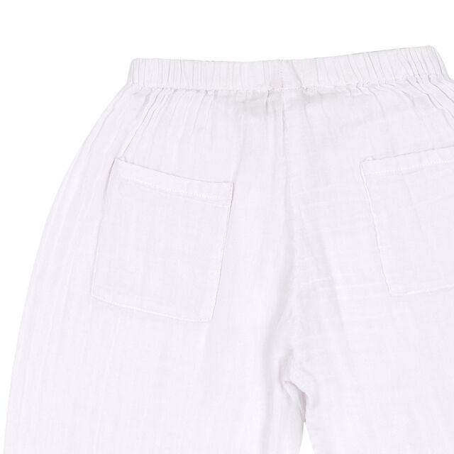 Numero 74 Joe Pants White - Tiny People Cool Kids Clothes Byron Bay