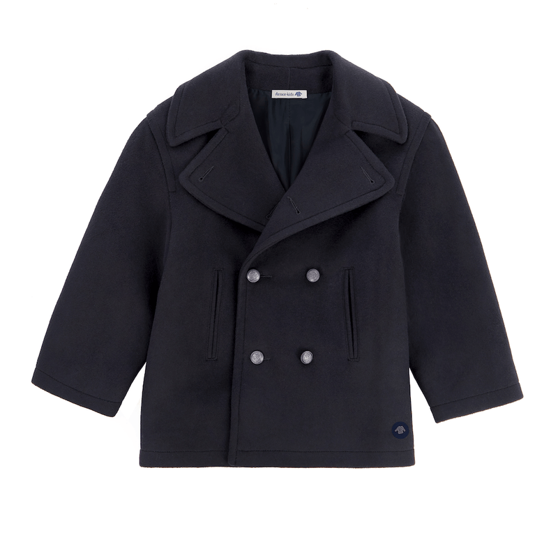 Pea Coat Navy