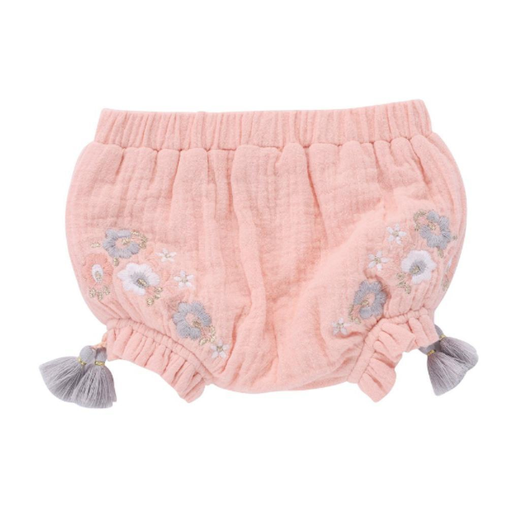 Louise Misha Kastely Bloomers in light pink.