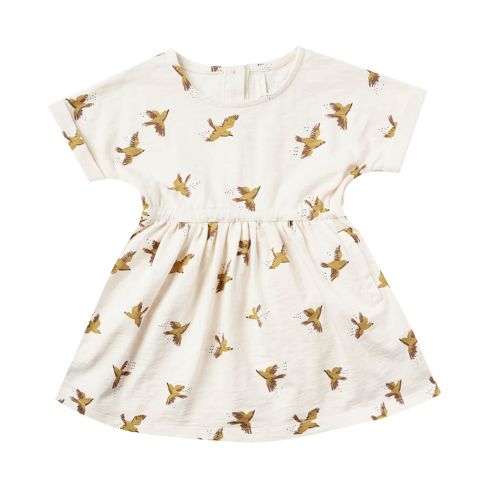 Rylee and Cru Songbirds Kat Dress | Tiny People