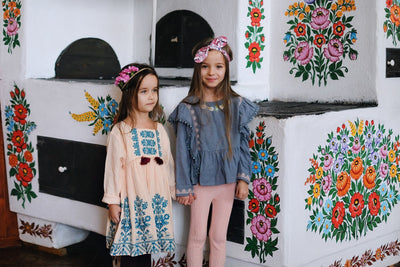 Louise Misha Leonia Top Storm - Tiny People Cool Kids Clothes Byron Bay