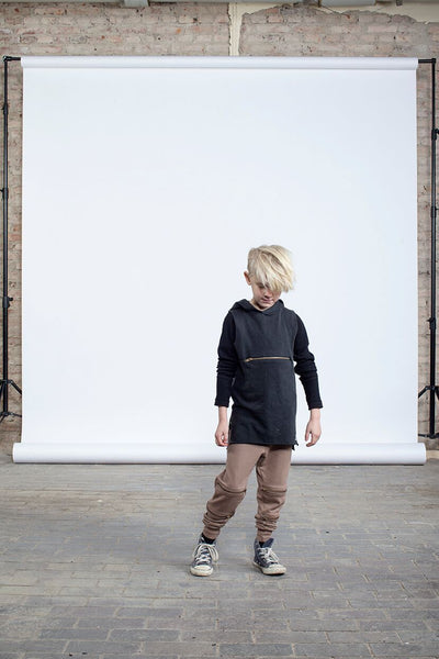 I Dig Denim Lennox Hood Crews & Hoodies - Tiny People Cool Kids Clothes