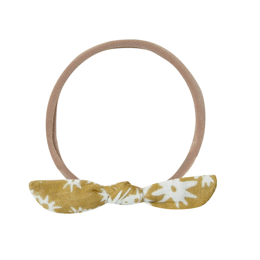 Little Knot Headband Scattered Daisy