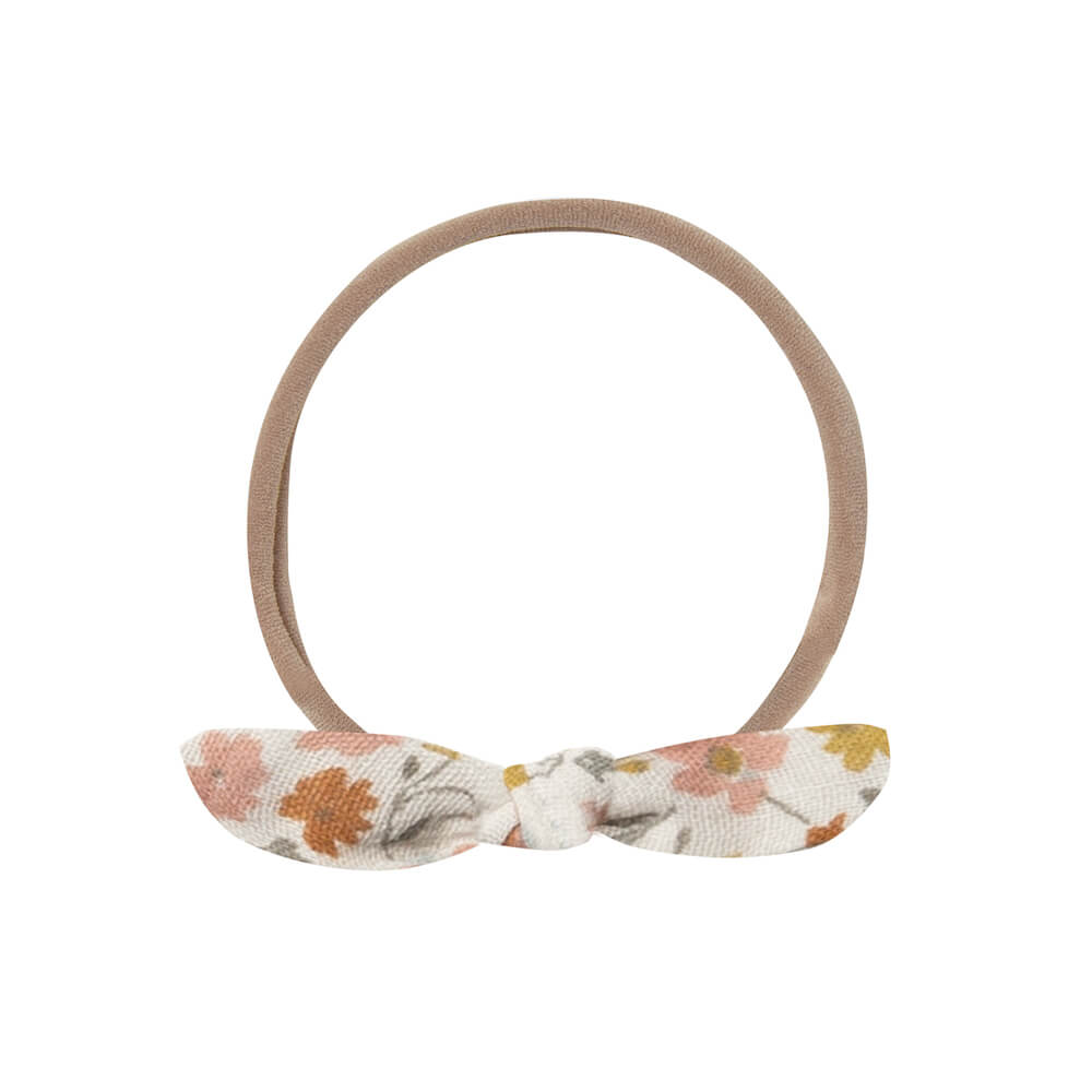 Rylee & Cru Little Knot Headband Flower Field | Tiny People