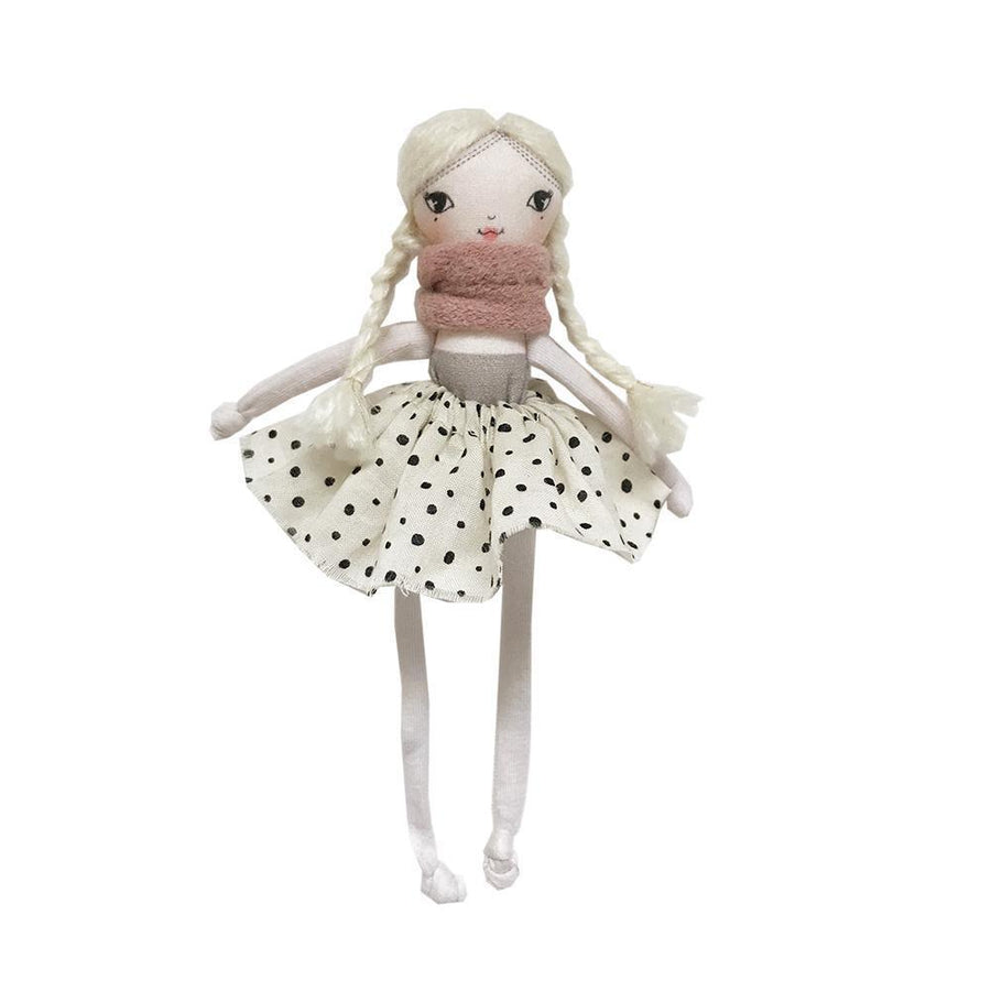 Miniature Lola Dotty Ivory