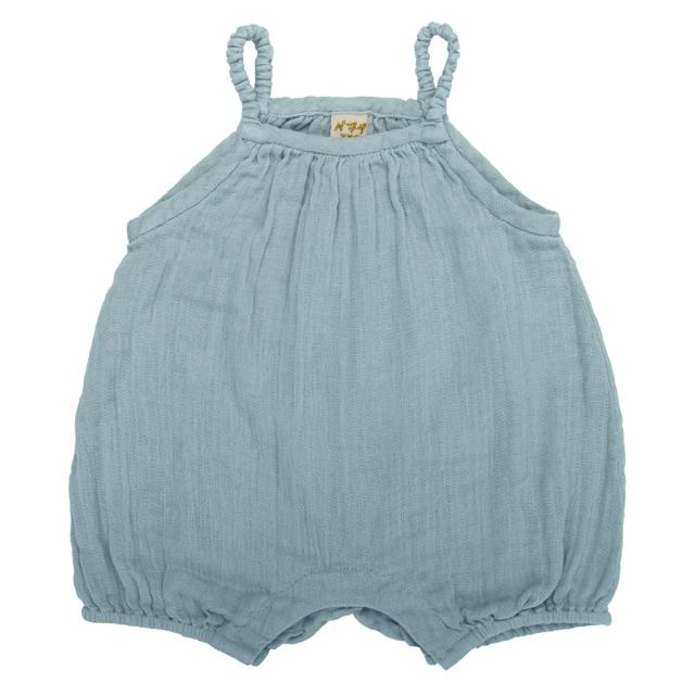Numero 74 Lolita Baby Romper Sweet Blue - Tiny People Cool Kids Clothes Byron Bay