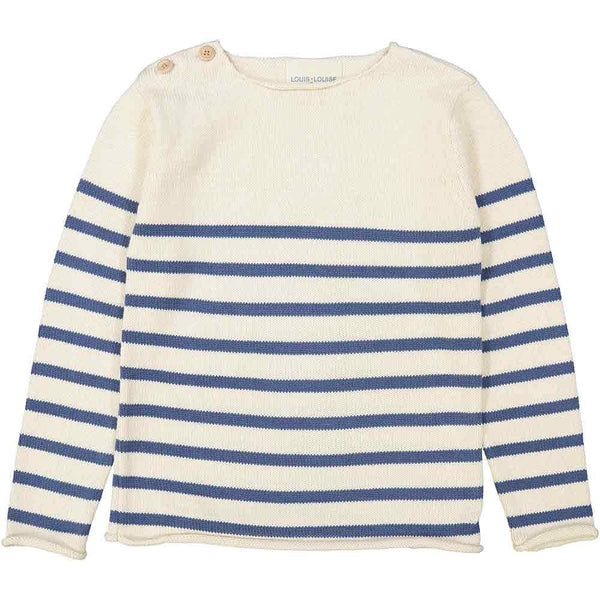 Louis Louise Baby Axel Pullover - Tiny People Cool Kids Clothes Byron Bay