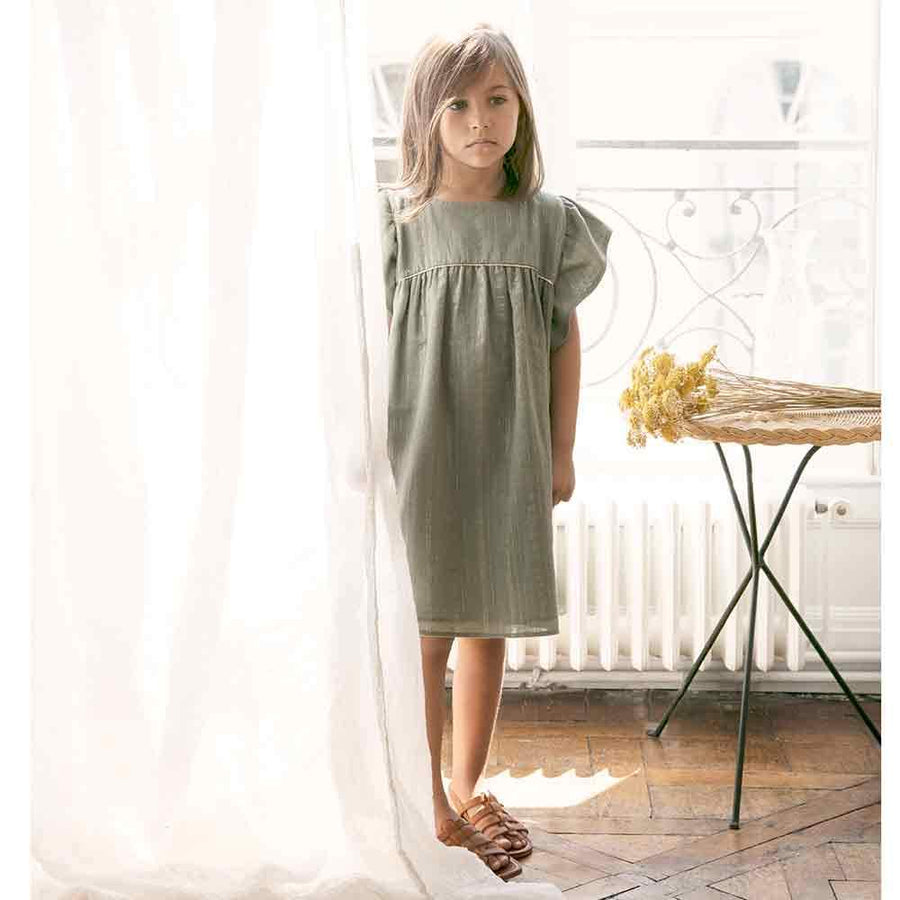 Louis Louise Bettie Dress - Tiny People Cool Kids Clothes Byron Bay