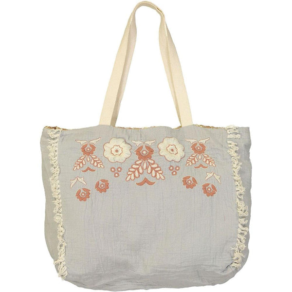 Louise Misha Tzigane Bag Silver Blue - Tiny People Cool Kids Clothes Byron Bay