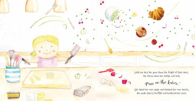 Katrina Meynink Lulu le Baby Chef - Tiny People Cool Kids Clothes Byron Bay
