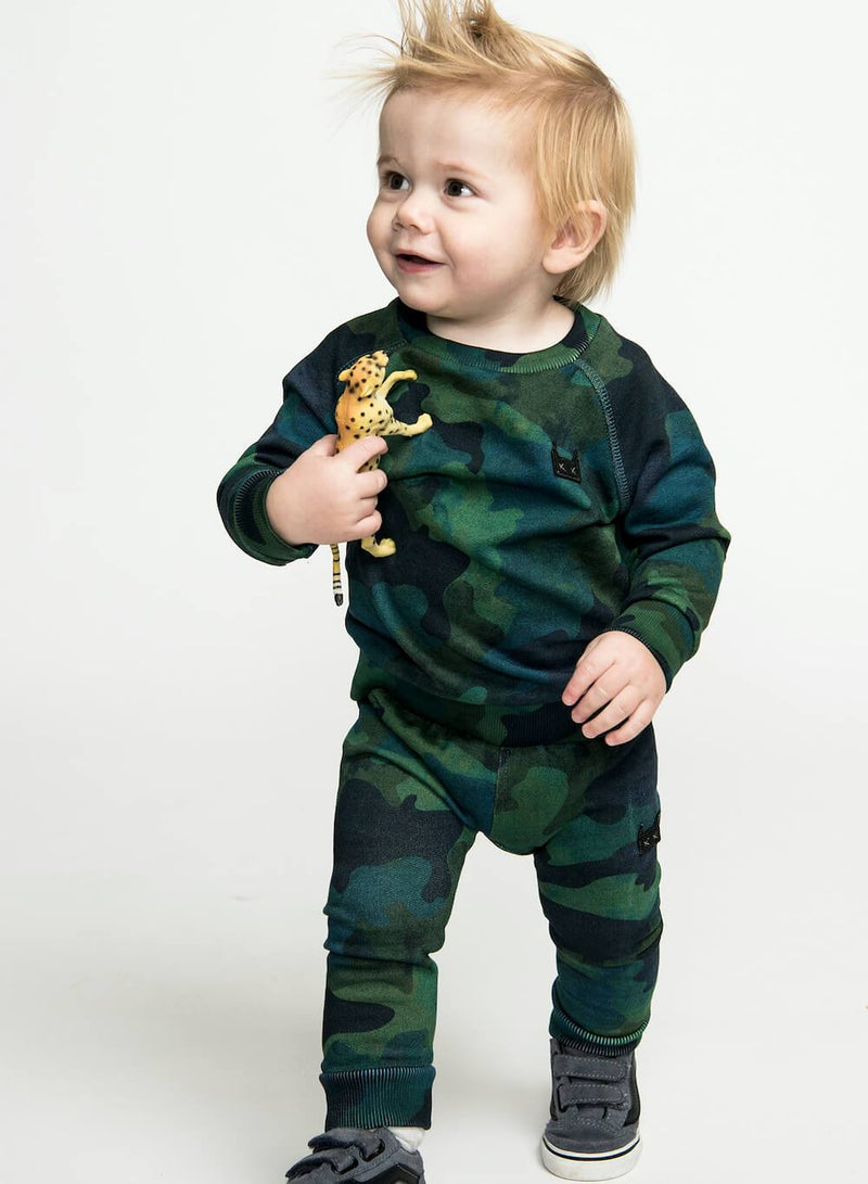 Mini Munster Guise Tracky | Tiny People