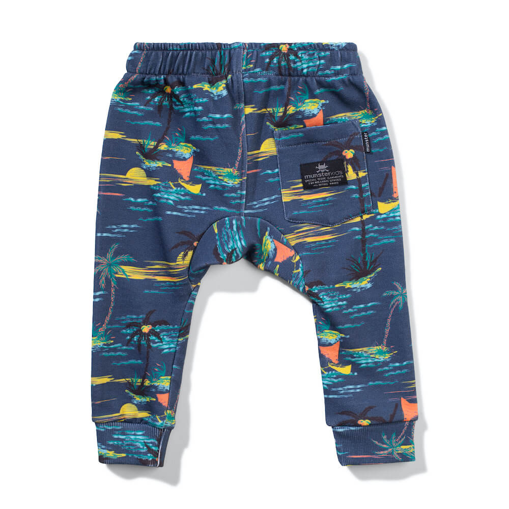 Mini Munster Koby Pant | Tiny People