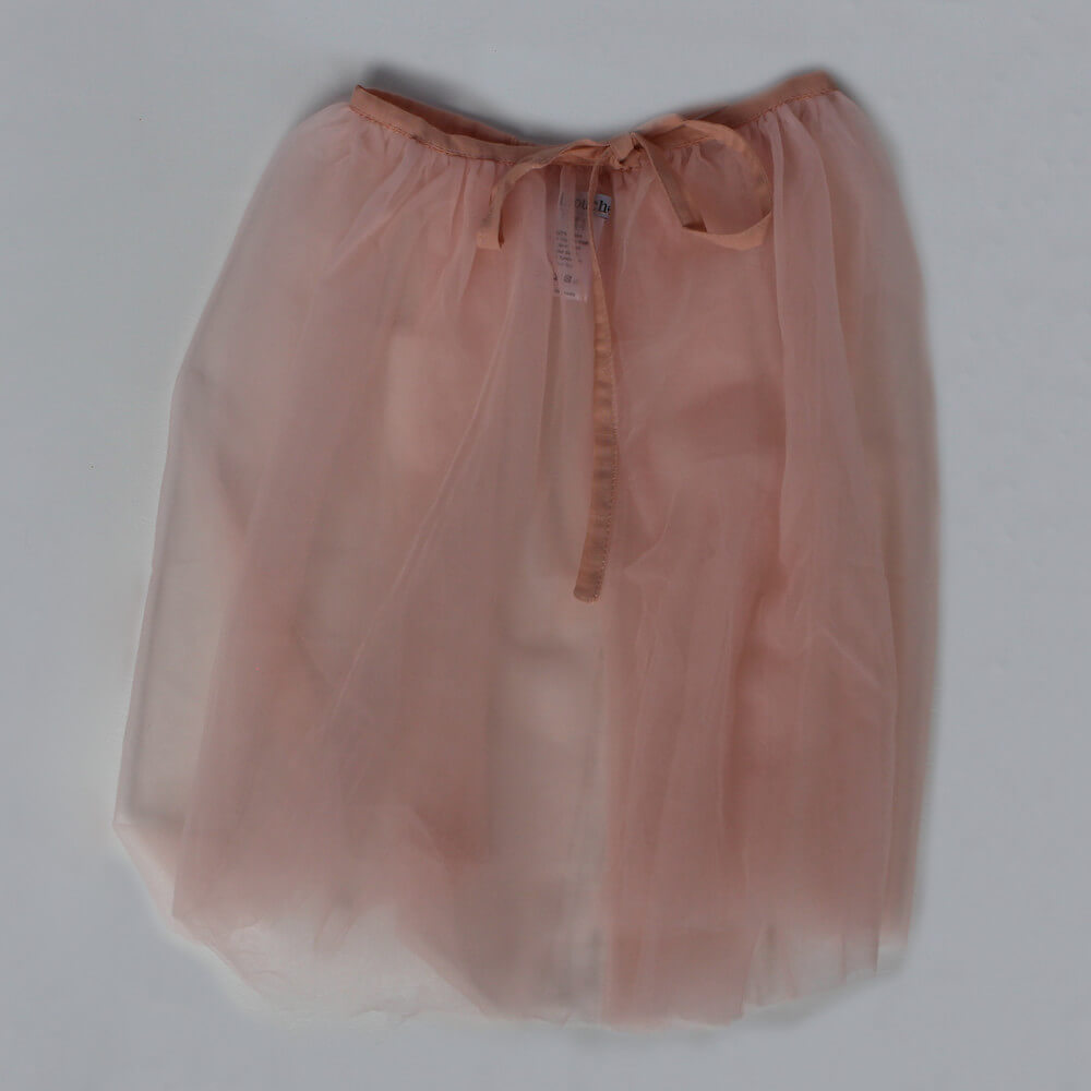 Minouche Tulle Playskirt Dusty Pink | Tiny People