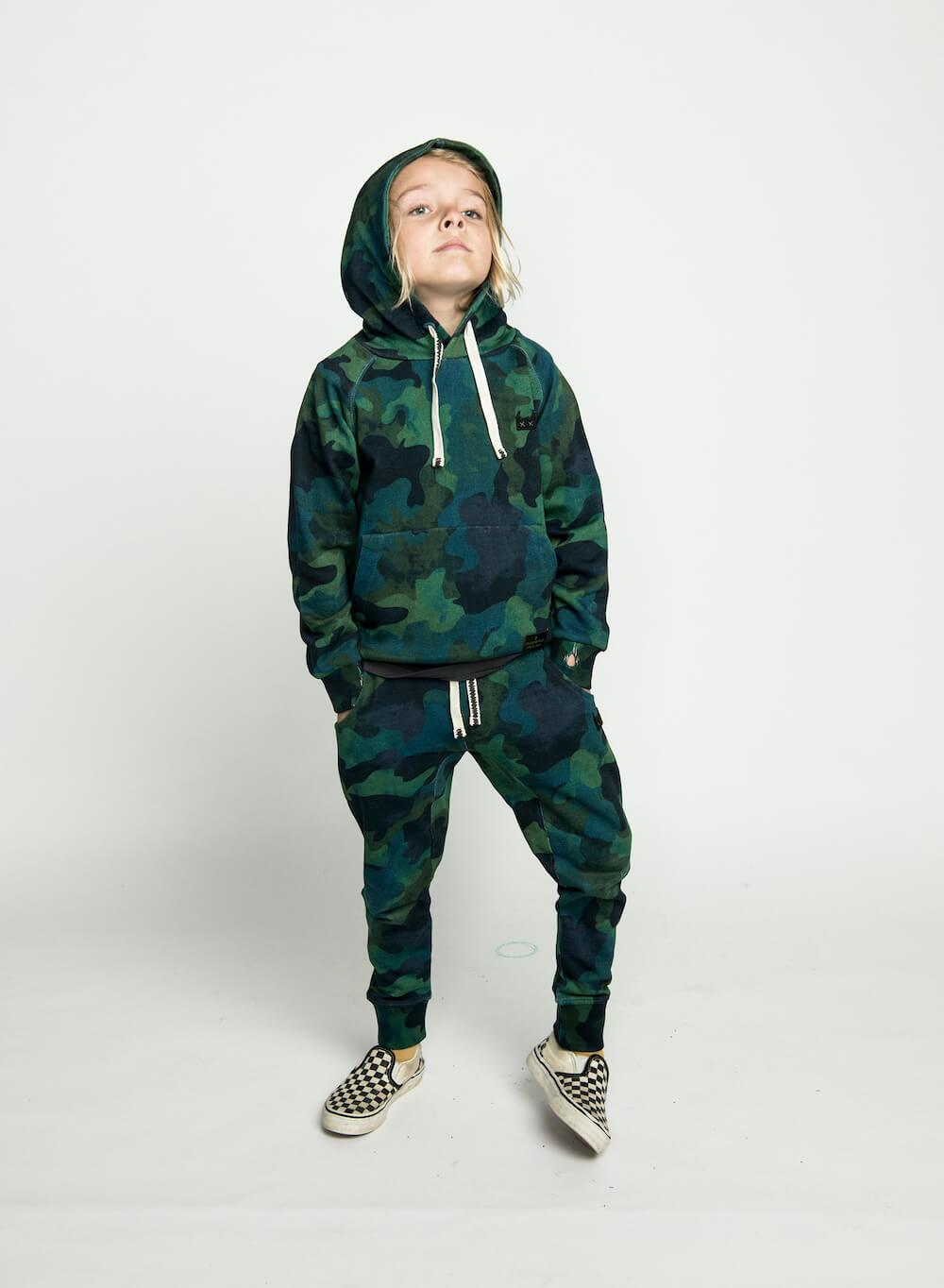 Munster Seal Crew Hoodie | Tiny People