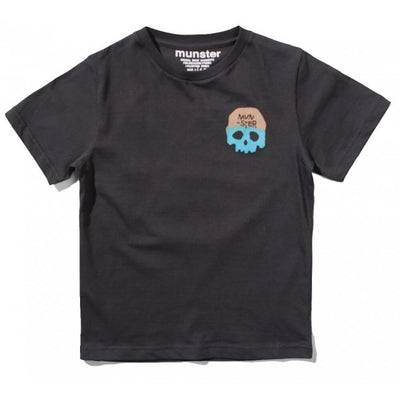 Bonesplit Soft Black T-Shirt