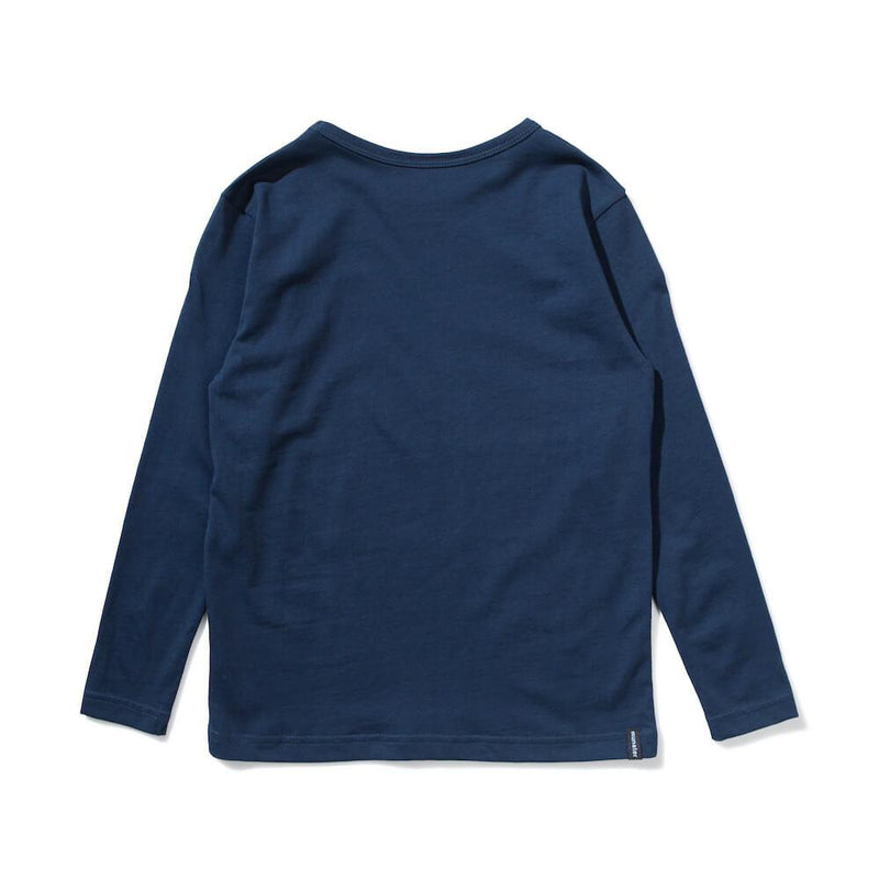Munster Wreath LS Tee Midnight | Tiny People