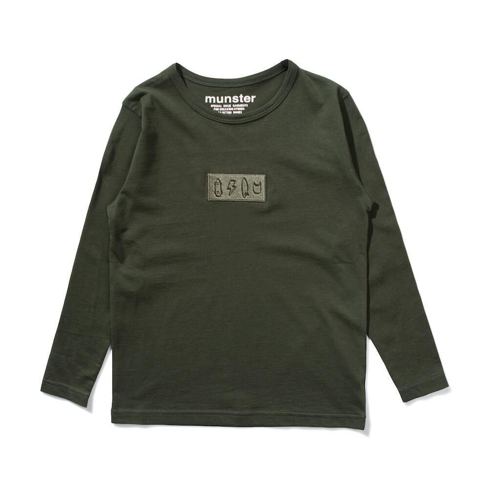 Munster 4 Life LS Tee Forest | Tiny People