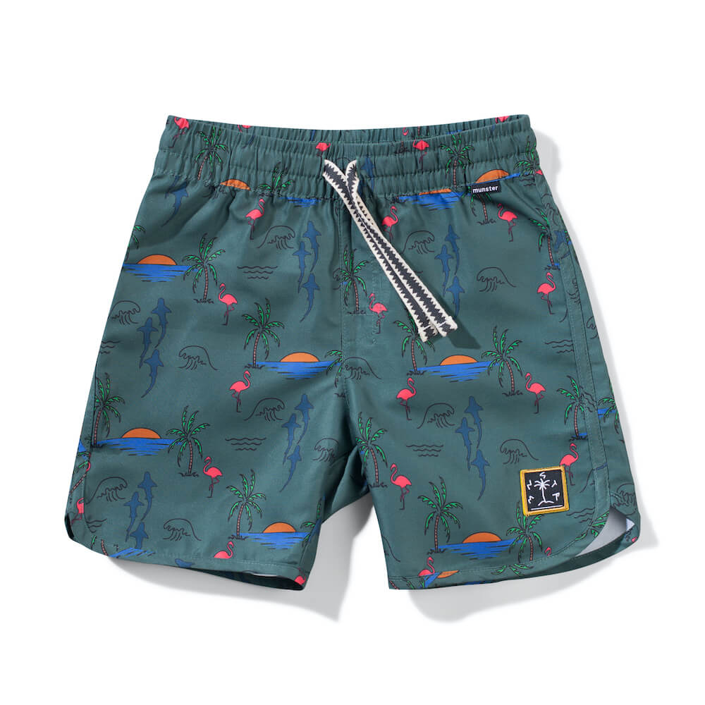 Munster Burley Short Sage | Tiny People Shop
