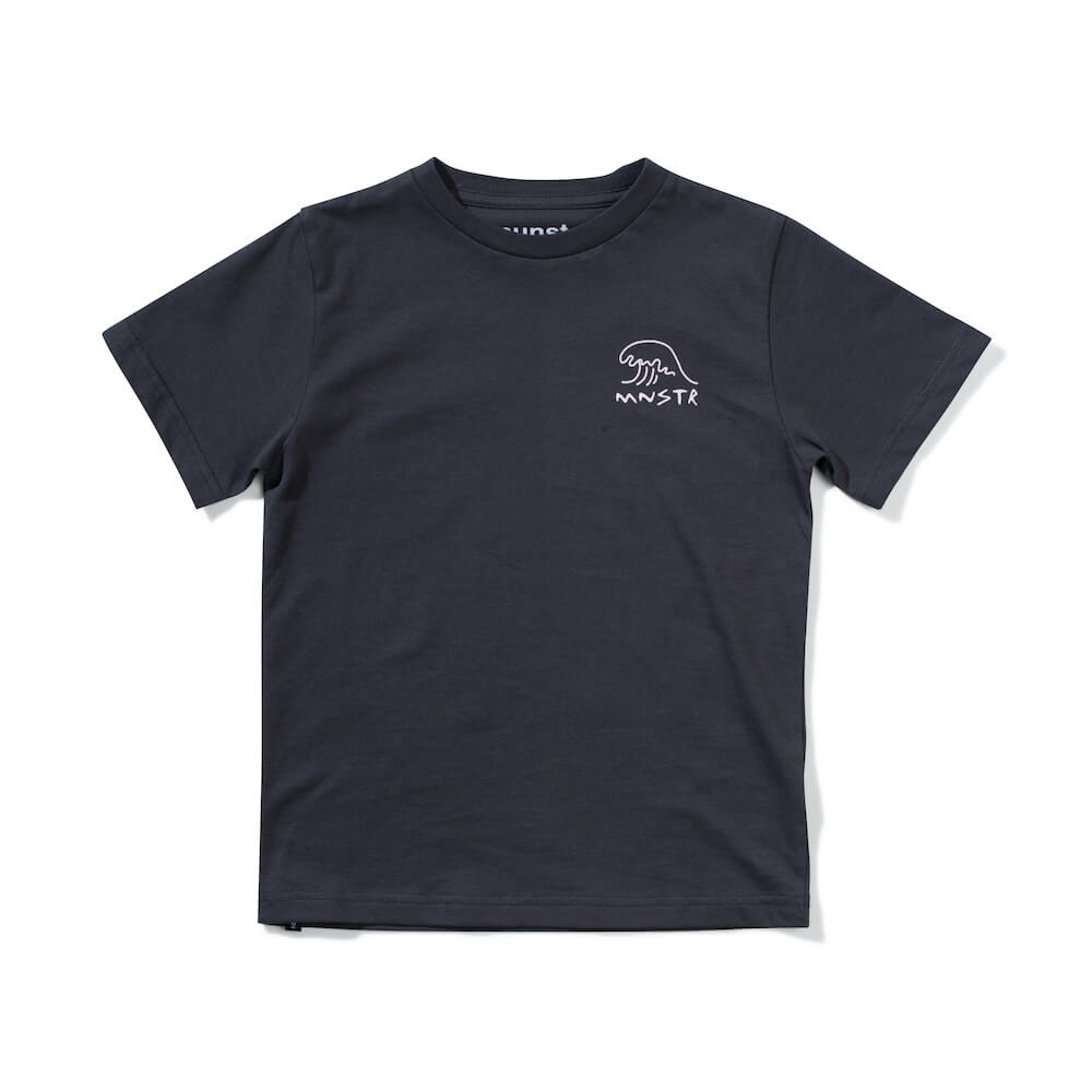 Gilligan Tee Soft Black