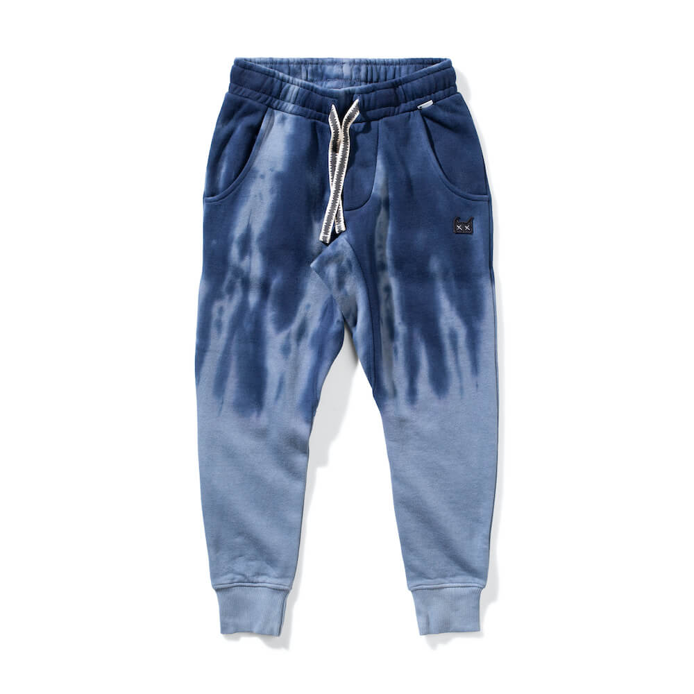 Munster Waistdeep Pant Blue Dye | Tiny People Australia Online