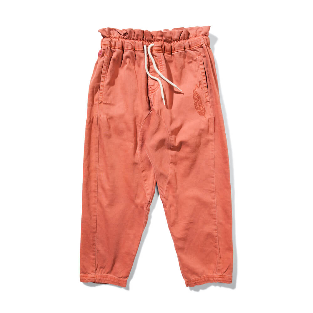 Missie Munster River Pant Rust | Tiny People