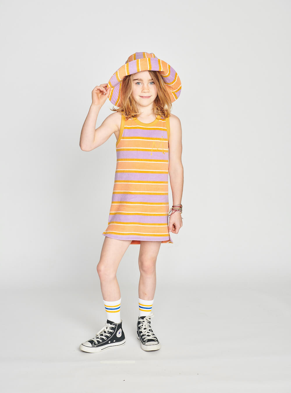 Missis Muster Saylor Bucket Hat | Tiny People