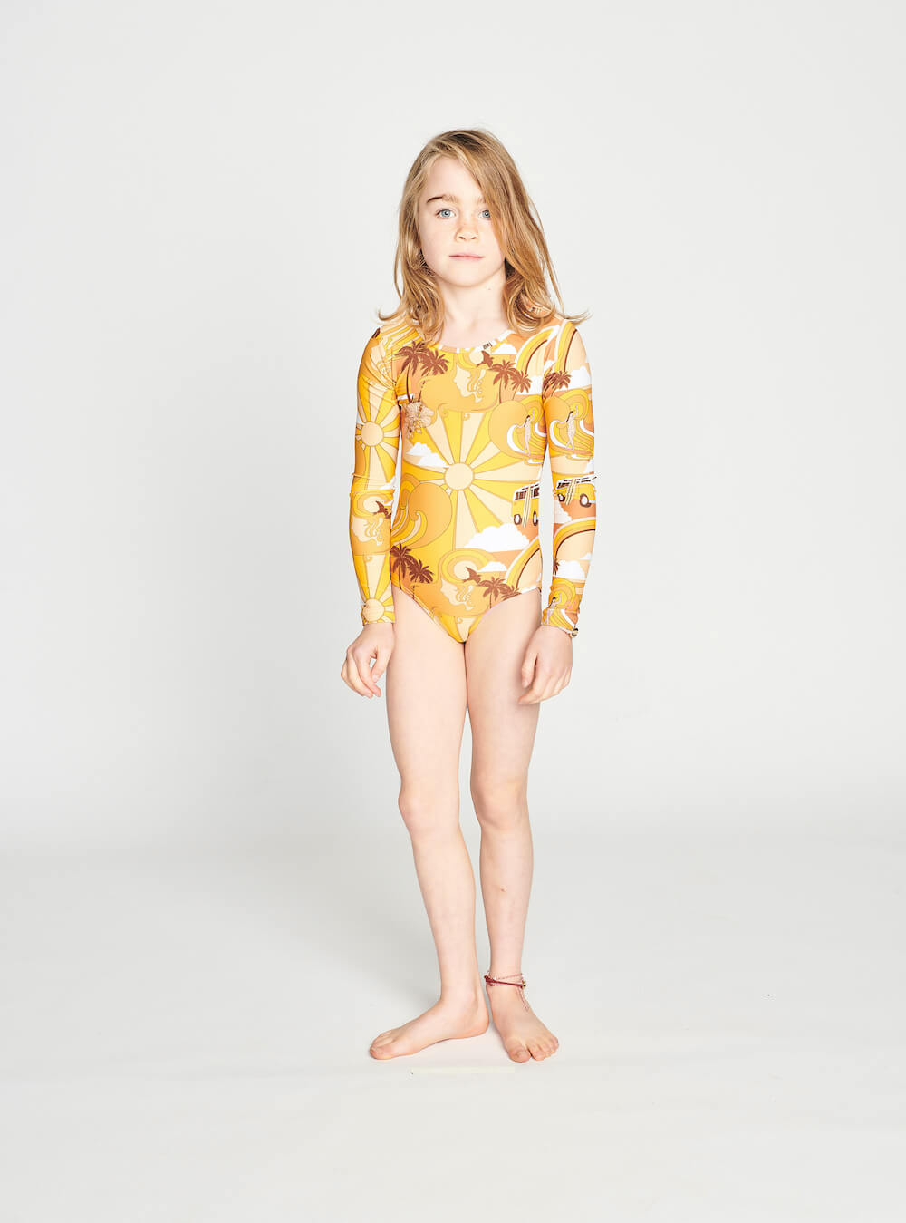 Missie Munster Big Wednesday Onepiece | Tiny People