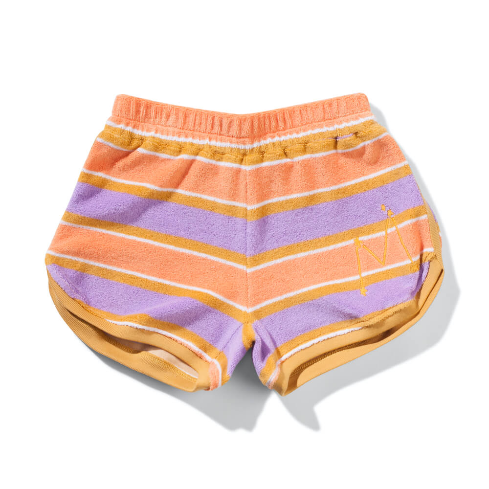 Munster Farrah Short Terry Stripe | Tiny People