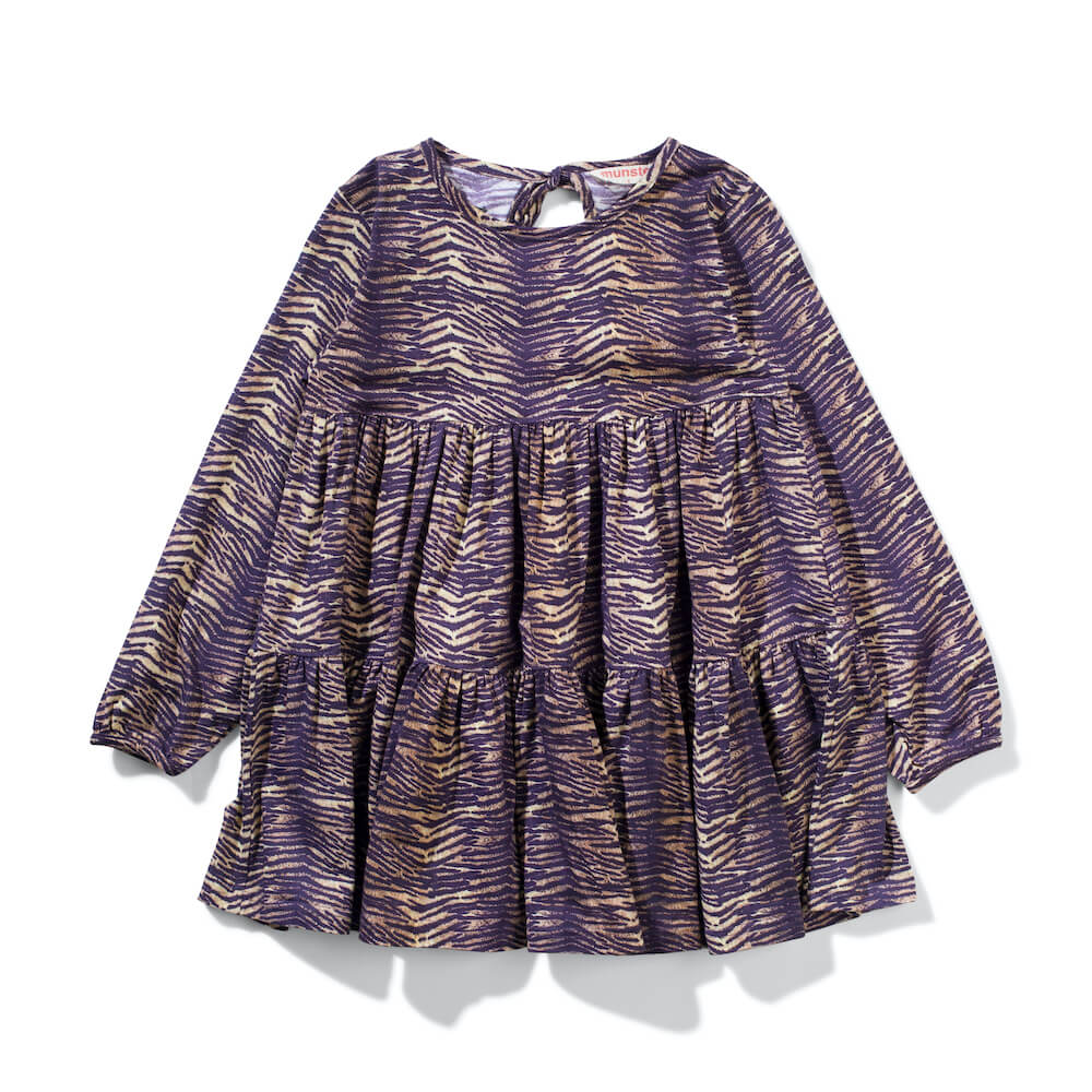 Munster Illusion Dress | Tiny People Australia
