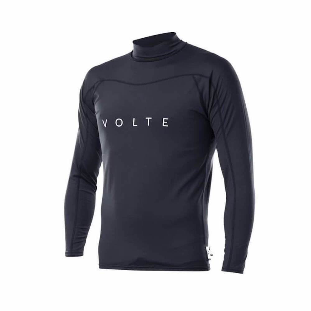 Volte Wetsuits Youth LS Polyfleece Rashie | Tiny People