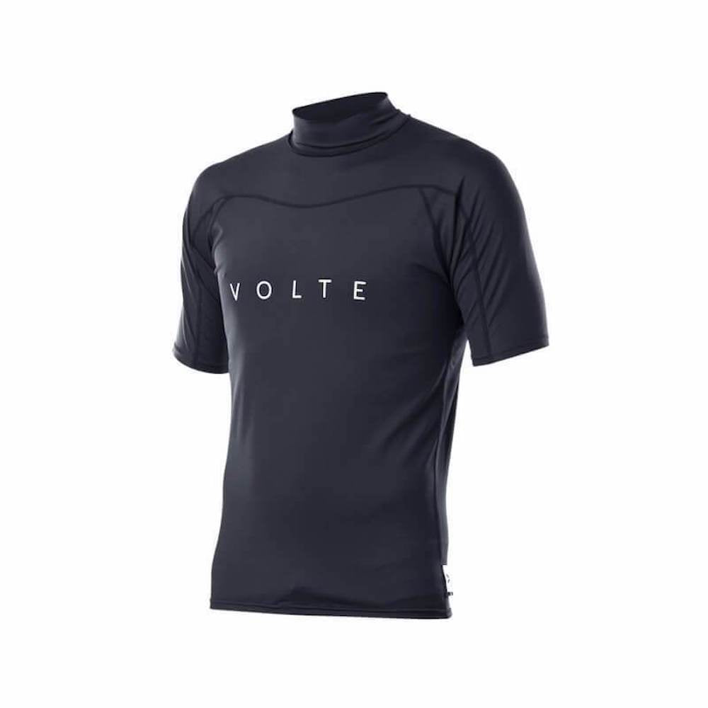Volte Wetsuits Youth SS Polyfleece Rashie | Tiny People
