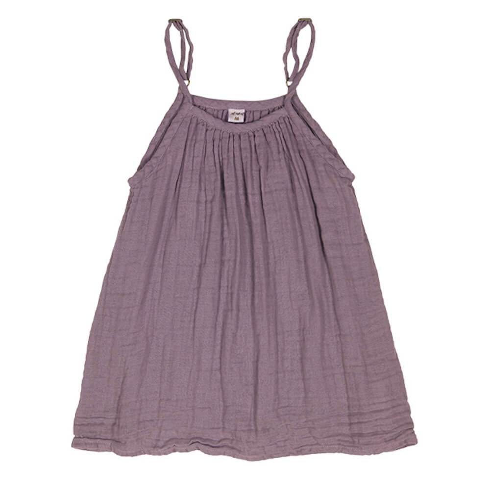 Numero 74 Mia Dress Dusty Lilac dresses - Tiny People Cool Kids Clothes