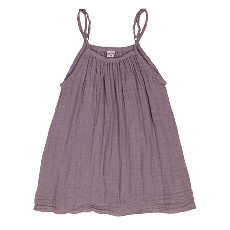 Mia Dress Dusty Lilac