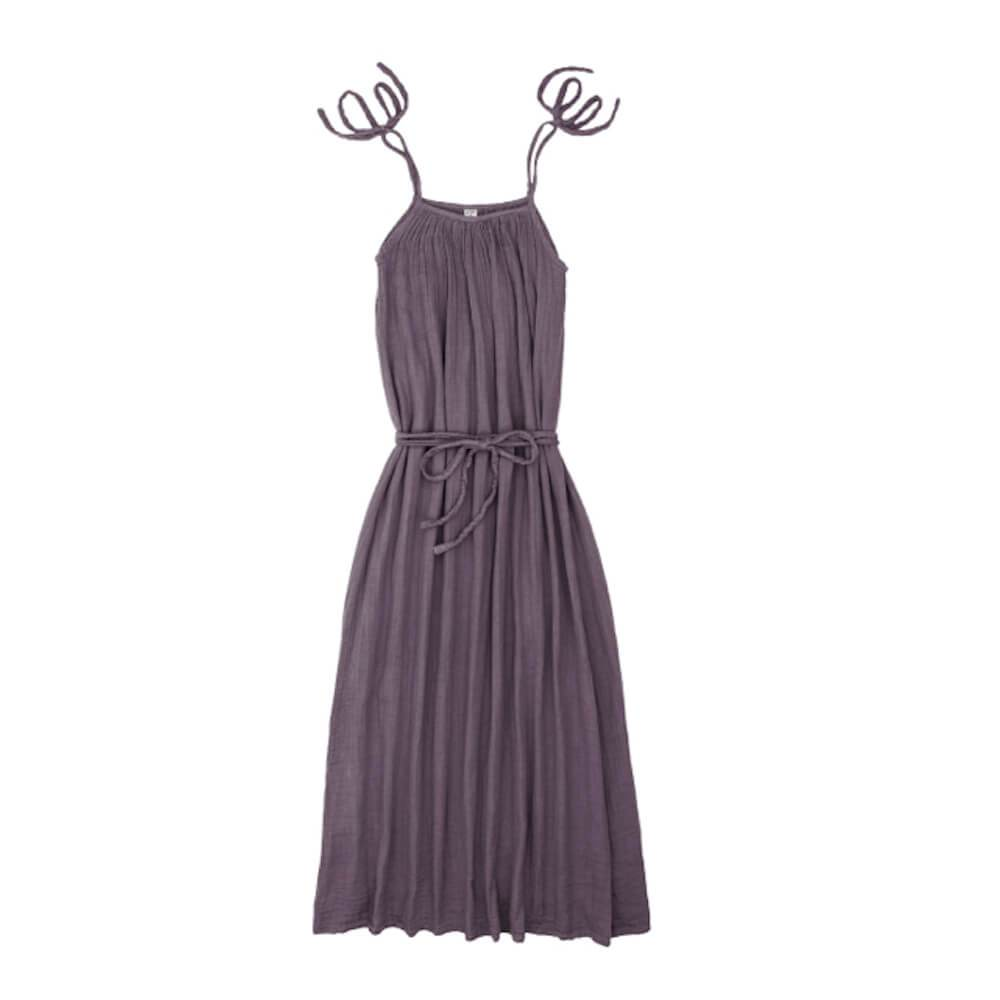 Numero 74 Mia Dress Long Women's Dusty Lilac Womens Dresses - Tiny People Cool Kids Clothes