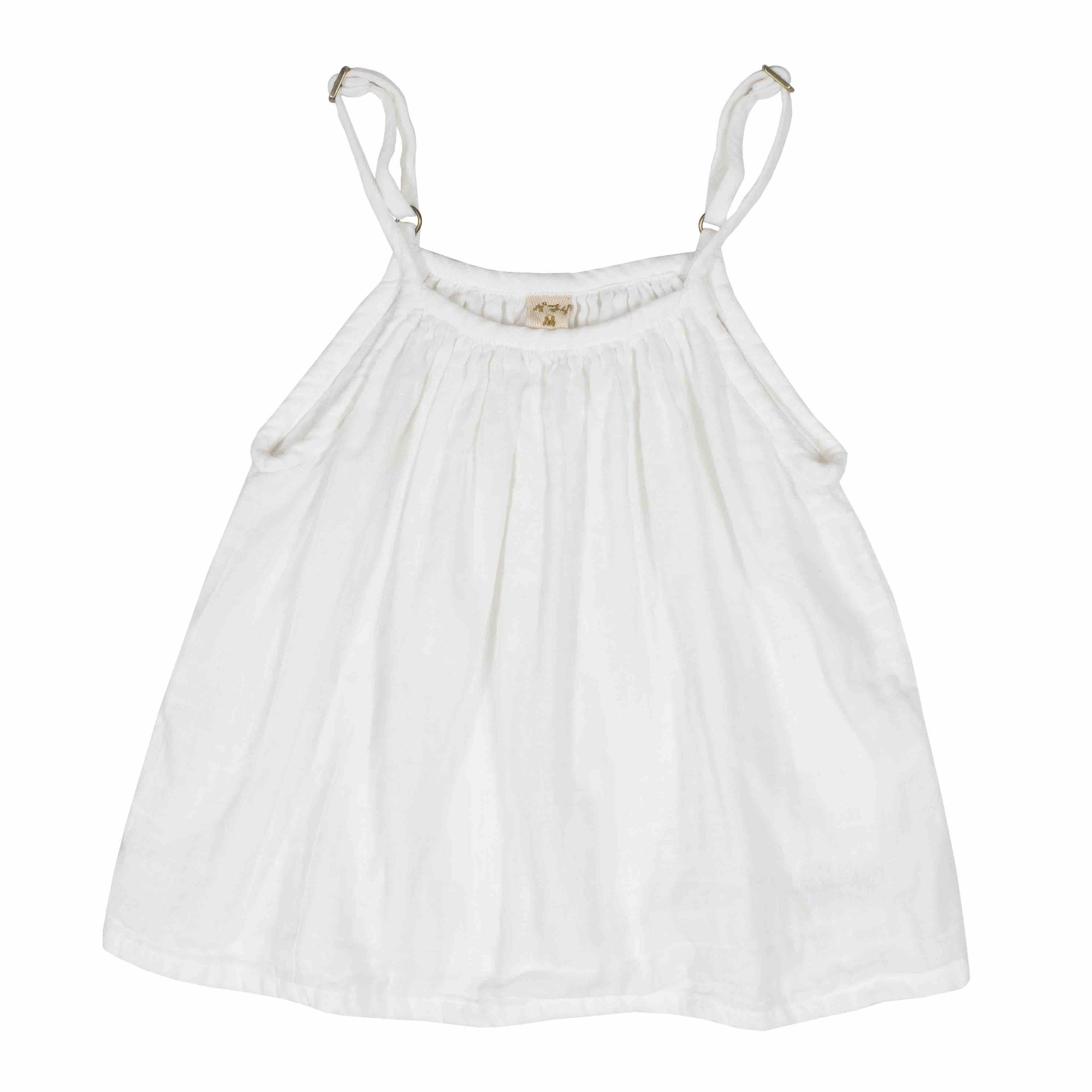 Numero 74 Mia Top White - Tiny People Cool Kids Clothes Byron Bay