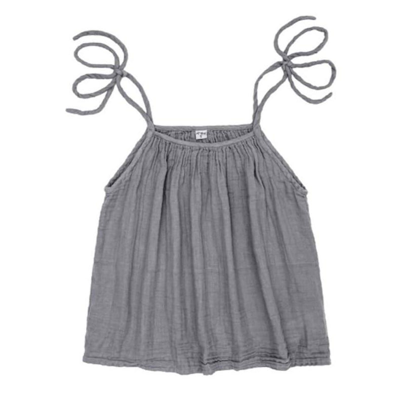 Numero 74 Mia Top Women's Stone Grey | Tiny People