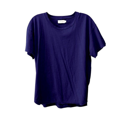 Nico Nico Women's Milos Short Sleeve Tee Aegean Blue Womens Tops - Tiny People Cool Kids Clothes