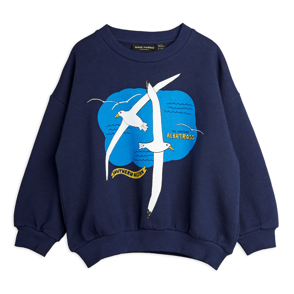 Mini Rodini Albatross sp Sweatshirt | Tiny People