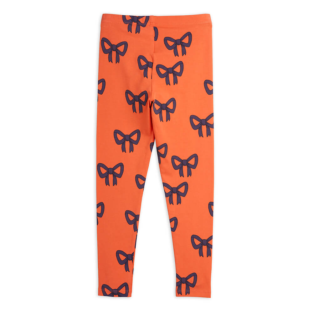 Mini Rodini Bow Leggings | Tiny People