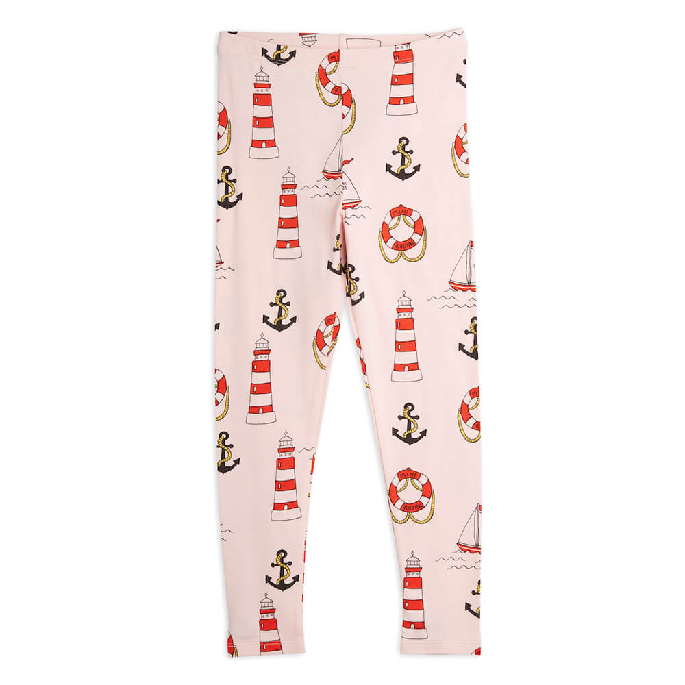 Mini Rodini Lighthouse Leggings | Tiny People