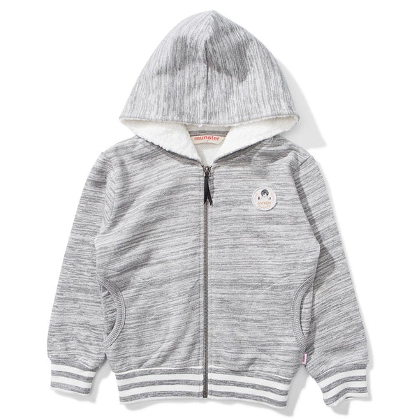 Missie Munster Travel Guide Fleece Zip - Tiny People Cool Kids Clothes Byron Bay