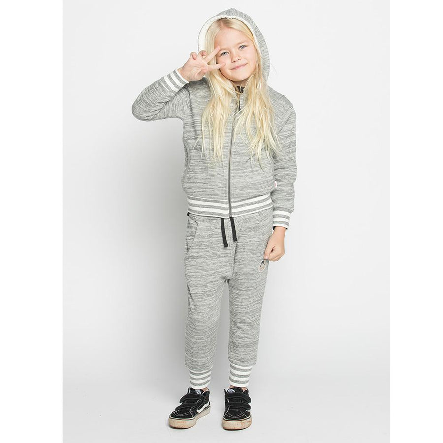 Missie Munster Run Free Fleece Trackie - Tiny People Cool Kids Clothes Byron Bay