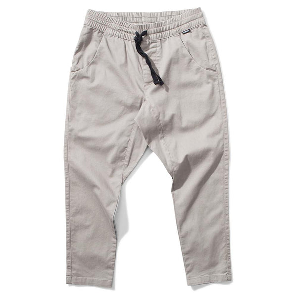 Munster Kids Trestles 2 Twill Pant Grey - Tiny People Cool Kids Clothes Byron Bay