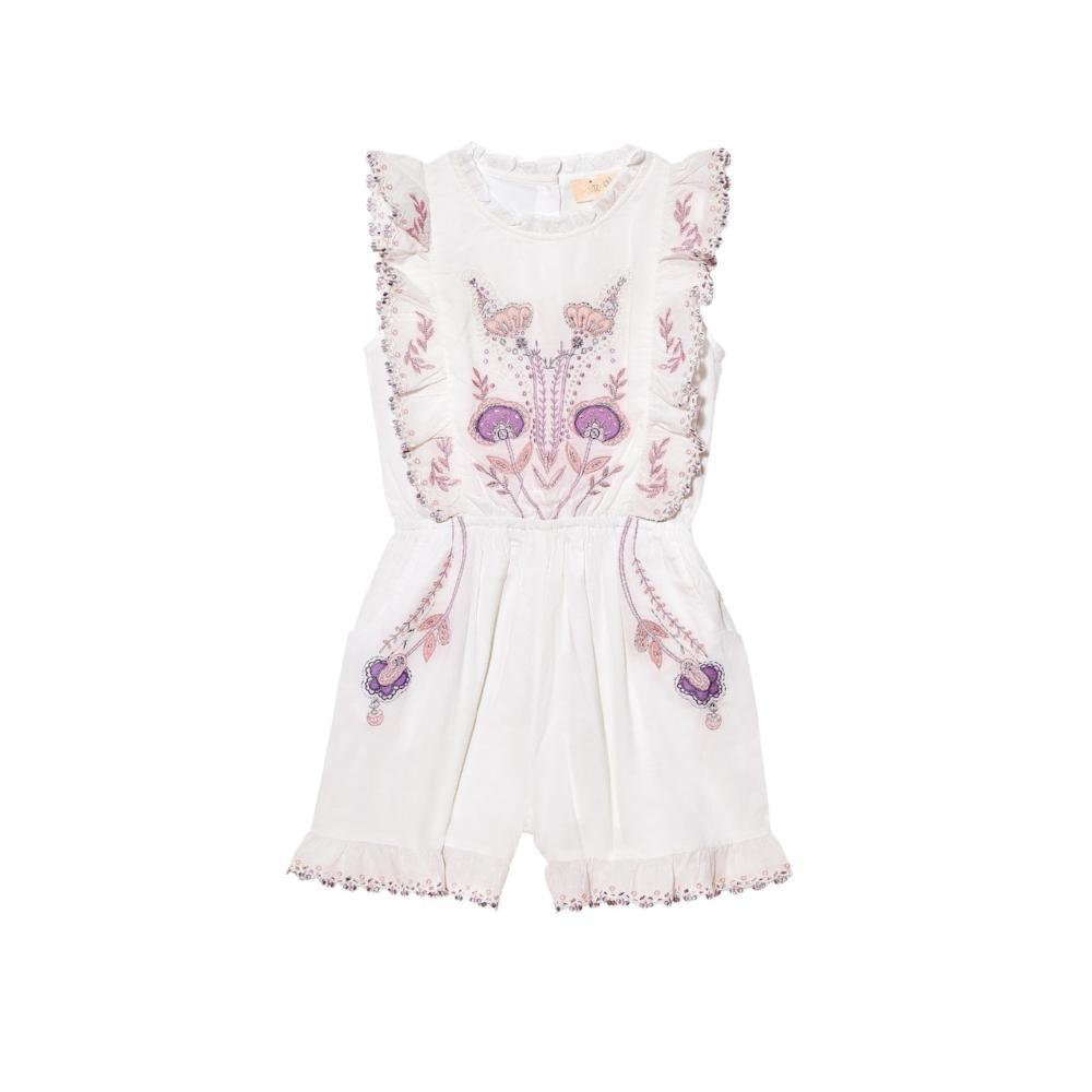 Musical Moment Playsuit Potpourri