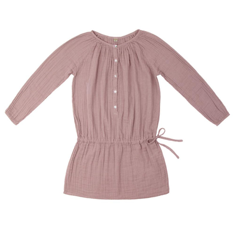 Numero 74 Naia Dress Women's Dusty Pink Womens Dresses - Tiny People Cool Kids Clothes