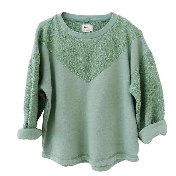 Nico Nico Fraser V Pullover - Tiny People Cool Kids Clothes Byron Bay
