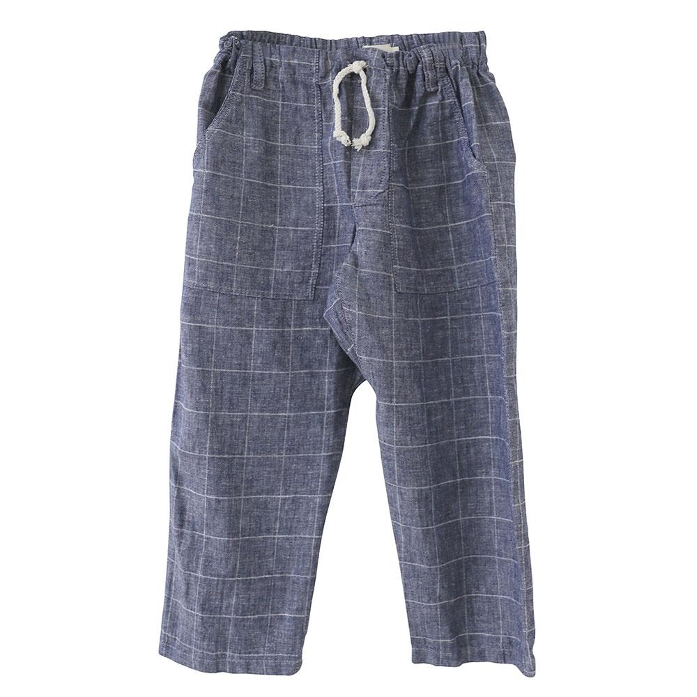 Nico Nico Vernon Chambray Army Pant - Tiny People Cool Kids Clothes Byron Bay