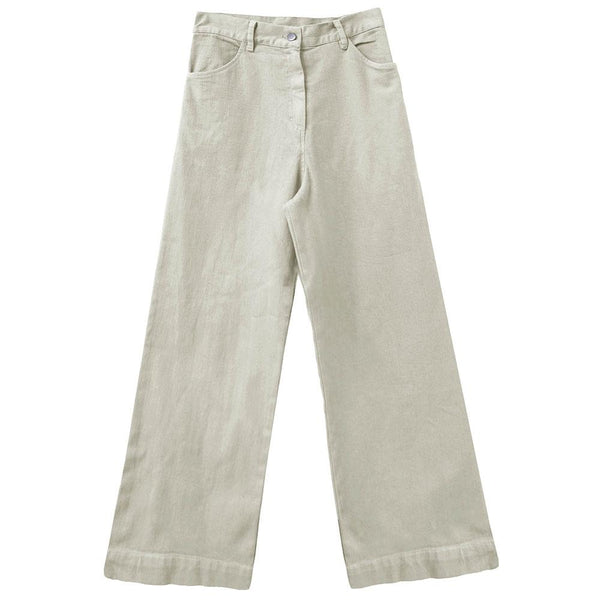 Nico Nico Solar High Waisted Jean Natural - Tiny People Cool Kids Clothes Byron Bay