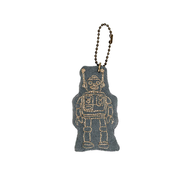 Numero 74 Robot Keychain - Tiny People Cool Kids Clothes Byron Bay